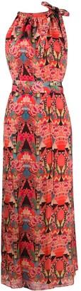 Chufy Wayta sleeveless maxi dress