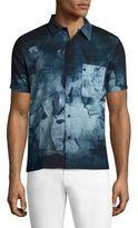 Nudie Jeans Brandon Organic Cotton Shirt