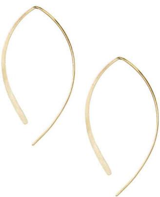 Kris Nations Arc Hoop Earrings