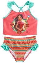 Disney Disney's Elena of Avalor Girls 4-6x 2-pc. Tankini & Scoop Bottoms Swimsuit Set