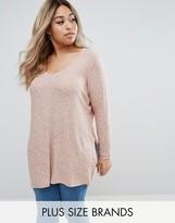 Junarose Long Sleeve Lightweight Knitted Sweater