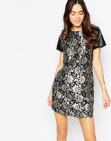 Sugarhill Boutique Jacquard Dress