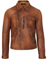Polo Ralph Lauren Lambskin Jacket