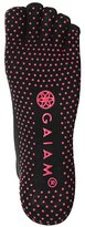 Gaiam No Slip Yoga Socks 31589