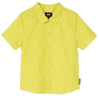 Stussy Lime Light Ripstop Womens Shirt - s