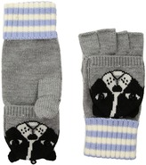 Kate Spade French Bulldog Pop Top Gloves Extreme Cold Weather Gloves