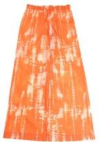 Calvin Klein Womens Charmeuse Shimmer Wide Leg Pants