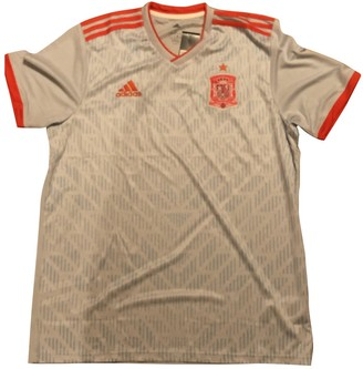 adidas Grey Synthetic T-shirts