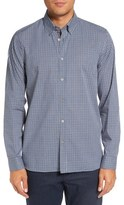 Ted Baker 'Barcell' Trim Fit Check Cotton Sport Shirt
