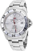 Seapro Scuba 200 Mens Silver-Tone Stainless Steel Watch