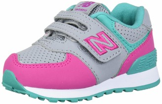 New Balance Baby Girls' 574v2 Trainers