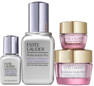 Estee Lauder Radiant Skin Lift, Firm & Brighten Skincare Gift Set