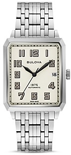 Bulova Limited Edition Joseph Breton Automatic Watch, 32mm x 45.5mm