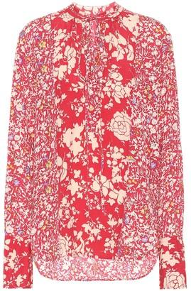 Polo Ralph Lauren Floral crepe shirt