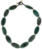 Yossi Harari Jasper Bead Necklace
