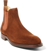 Ralph Lauren Ruddington Suede Chelsea Boot