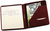 Royce Leather Deluxe Writing Padfolio 744-5