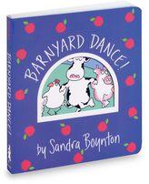 Bed Bath & Beyond Barnyard Dance! Boynton on Board Book