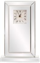 Rectangular Mirrored Clock