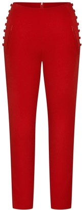 Enugo Red Pants Pilar