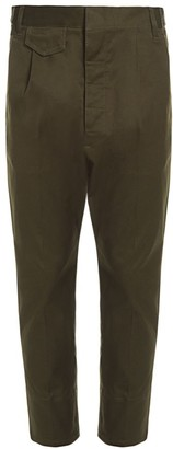 DSQUARED2 Aviator Fit Stretch Cotton Pants