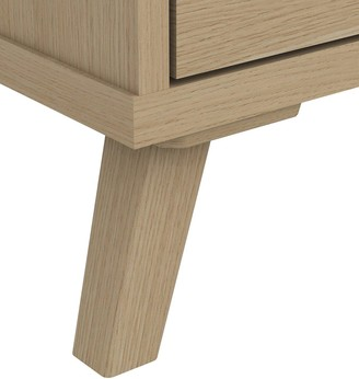 Miller 3 Piece Ready Assembled Package - 5 Drawer Chest and 2 Bedside Chests