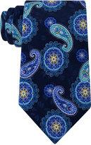 Geoffrey Beene Men's Paisley Medallion Tie