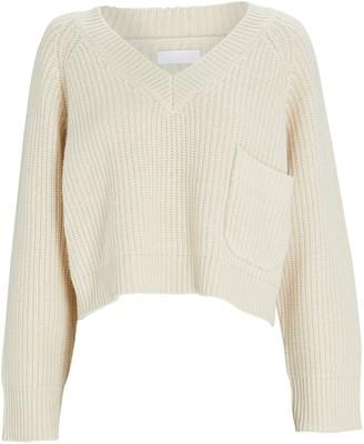 SABLYN Melissa Cashmere V-Neck Sweater