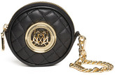 Love Moschino Quilted Wristlet