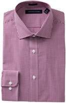 Tommy Hilfiger Allover Pattern Slim Fit Dress Shirt