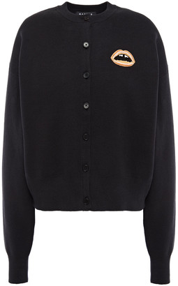 Markus Lupfer May Appliqued Cotton Cardigan