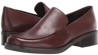 Franco Sarto Bocca (Oxford Brown) Women's Slip on Shoes