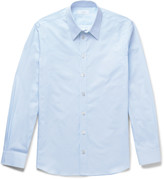 Joseph - Moriston Striped Cotton-poplin Shirt