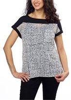 Calvin Klein Jeans Ladies Knit Top