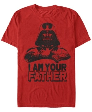 Thumbnail for your product : Star Wars Men's Classic Darth Vader I Am Your Father Short Sleeve T-Shirt