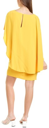 trina Trina Turk Trina By Trina Turk Ruffle Adore 2 Mini Dress