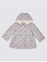 Marks and Spencer Floral Print Coat