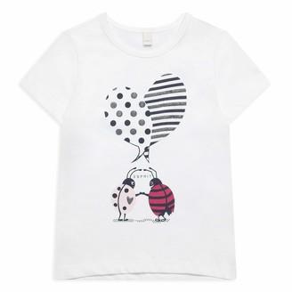 Esprit Girl's Rq1024302 T-Shirt Ss