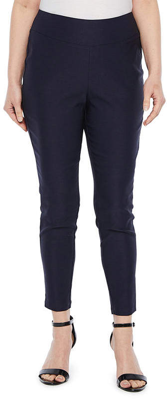 60b62d9d05bf1 Petite Navy Leggings - ShopStyle