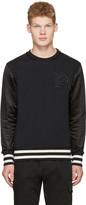 Alexander McQueen Black Insignia Pullover