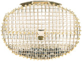 Anndra Neen oval cage clutch