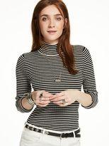 Scotch & Soda Knitted Striped Turtleneck