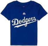 Majestic Toddler Ramirez Player N&N Tee S/S - LA Dodgers - 2T