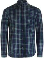 Fred Perry Tartan Check Shirt
