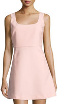 Lucy Paris Sleeveless Fit & Flare Dress, Pink
