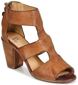 Moma ARPINO women's Sandals in Brown