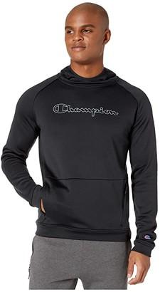 Champion Sport Hoodie (Black) Men's Sweatshirt