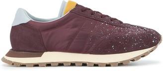 Maison Margiela Replica 'Paint drop' running sneakers