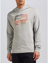 Denim & Supply Ralph Lauren Pullover Hoodie, Grey