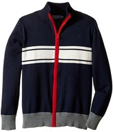 Toobydoo Into The Arctic Zip-Up Sweater (Toddler/Little Kids/Big Kids)